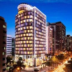 Отель Novotel Suites Hanoi вид на фасад фото 3