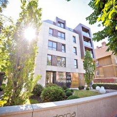 Апартаменты Grand Apartments Victoria Residence балкон