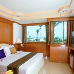 Grand Sea View Resotel Hotel комната для гостей фото 5