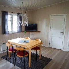 Отель Tjeldsundbrua Camping комната для гостей