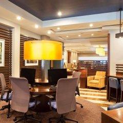 Отель Sheraton Lincoln Harbor Вихокен гостиничный бар