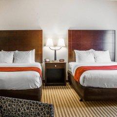 Отель Comfort Suites East Broad at 270 США, Колумбус - отзывы, цены и фото номеров - забронировать отель Comfort Suites East Broad at 270 онлайн комната для гостей фото 5