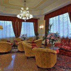 Отель Salus Terme Италия, Абано-Терме - отзывы, цены и фото номеров - забронировать отель Salus Terme онлайн интерьер отеля фото 2