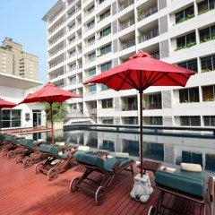 Отель Centre Point Sukhumvit Thong-Lo балкон