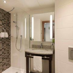 Отель Hampton by Hilton Frankfurt City Centre Messe ванная