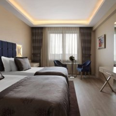 WOW Istanbul Hotel комната для гостей фото 2