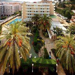 Отель Aparthotel Guitart Central Park Aqua Resort Испания, Льорет-де-Мар - отзывы, цены и фото номеров - забронировать отель Aparthotel Guitart Central Park Aqua Resort онлайн бассейн