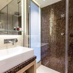 Отель De Lille Франция, Париж - отзывы, цены и фото номеров - забронировать отель De Lille онлайн ванная