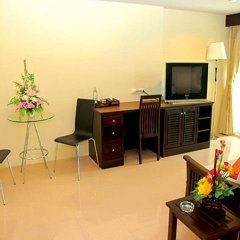 My Hotel 3* Люкс с различными типами кроватей фото 3