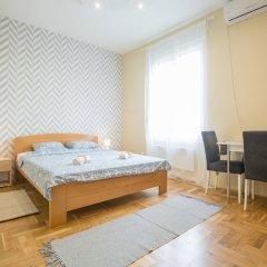 Апартаменты Belgrade Center Apartment Skadarlija комната для гостей фото 3