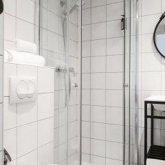 Отель Residhotel Les Coralynes Франция, Канны - 9 отзывов об отеле, цены и фото номеров - забронировать отель Residhotel Les Coralynes онлайн ванная фото 2