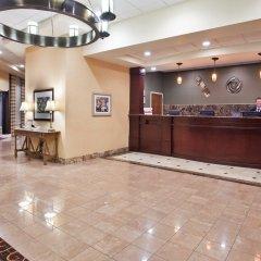 Отель Crowne Plaza Cleveland South-Independence интерьер отеля