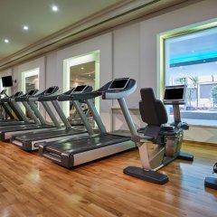 Отель Hyatt Regency Belgrade фитнесс-зал фото 4