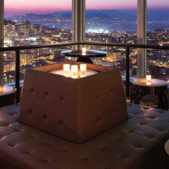 Отель Hilton San Francisco Union Square балкон