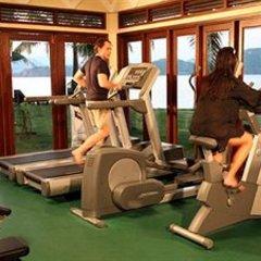 Отель MerPerle Hon Tam Resort фитнесс-зал фото 4