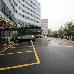Отель Itaewon Crown hotel Южная Корея, Сеул - отзывы, цены и фото номеров - забронировать отель Itaewon Crown hotel онлайн парковка