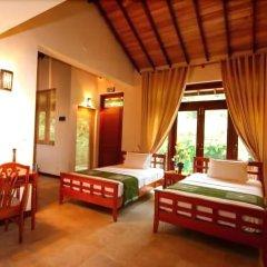 Отель Riverdale Eco Resort Шри-Ланка, Берувела - отзывы, цены и фото номеров - забронировать отель Riverdale Eco Resort онлайн комната для гостей