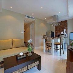 Отель Shanaya Residence Ocean View Kata 4* Стандартный номер фото 2
