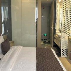 Отель Wu Fu Business Boutique Xixiang Branch Шэньчжэнь комната для гостей фото 3
