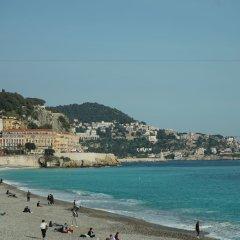 Отель des Dames (ex Commodore) Франция, Ницца - 1 отзыв об отеле, цены и фото номеров - забронировать отель des Dames (ex Commodore) онлайн пляж фото 2
