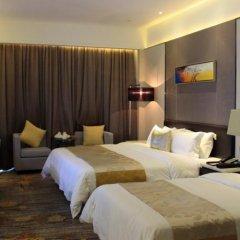 Отель Junlong Days Hotel Китай, Сямынь - отзывы, цены и фото номеров - забронировать отель Junlong Days Hotel онлайн комната для гостей фото 2