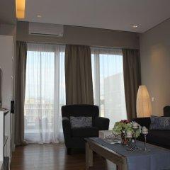 Отель Athens Center Panoramic Flats Афины комната для гостей фото 5