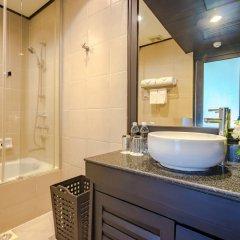 Отель Impiana Resort Chaweng Noi, Koh Samui Таиланд, Самуи - 2 отзыва об отеле, цены и фото номеров - забронировать отель Impiana Resort Chaweng Noi, Koh Samui онлайн ванная