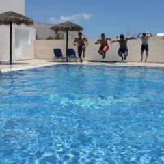 Отель Rooms Mary Греция, Остров Санторини - отзывы, цены и фото номеров - забронировать отель Rooms Mary онлайн бассейн