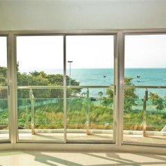 Отель Royal Beach View Suites Паттайя балкон