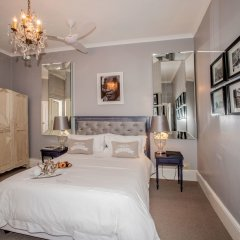 Отель The Villa Rosa Bed and Breakfast комната для гостей фото 3