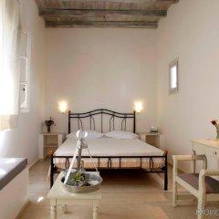 Отель Olia Hotel Греция, Турлос - 1 отзыв об отеле, цены и фото номеров - забронировать отель Olia Hotel онлайн комната для гостей фото 5