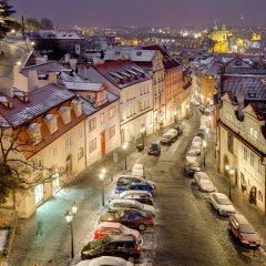 Отель Golden Star Чехия, Прага - 14 отзывов об отеле, цены и фото номеров - забронировать отель Golden Star онлайн фото 3