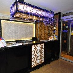 Salinas Istanbul Hotel Турция, Стамбул - 1 отзыв об отеле, цены и фото номеров - забронировать отель Salinas Istanbul Hotel онлайн гостиничный бар