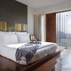 Отель Hansar Bangkok комната для гостей фото 5