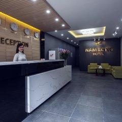 Nam Long Hotel Ha Noi Ханой интерьер отеля