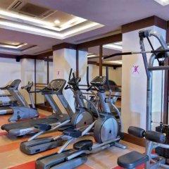 Отель Crystal Kemer Deluxe Resort And Spa Кемер фитнесс-зал фото 2