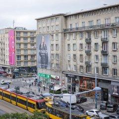 Отель Apartment4you Centrum 1 Варшава городской автобус