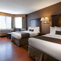 Отель Best Western Plus Dragon Gate Inn США, Лос-Анджелес - отзывы, цены и фото номеров - забронировать отель Best Western Plus Dragon Gate Inn онлайн комната для гостей фото 4