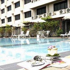 Отель Jazzotel Bangkok Таиланд, Бангкок - отзывы, цены и фото номеров - забронировать отель Jazzotel Bangkok онлайн бассейн фото 2