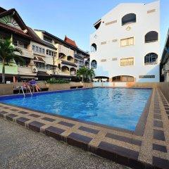 Thipurai Beach Hotel Annex бассейн фото 2