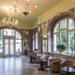 Falkensteiner Hotel Grand MedSpa Marienbad интерьер отеля