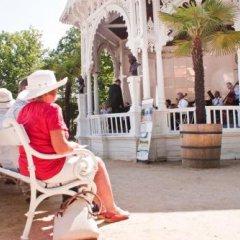 Отель Spa Hotel Diana Чехия, Франтишкови-Лазне - отзывы, цены и фото номеров - забронировать отель Spa Hotel Diana онлайн пляж фото 2