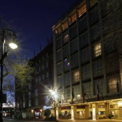 Отель Holiday Inn Zocalo Мексика, Мехико - отзывы, цены и фото номеров - забронировать отель Holiday Inn Zocalo онлайн вид на фасад фото 2