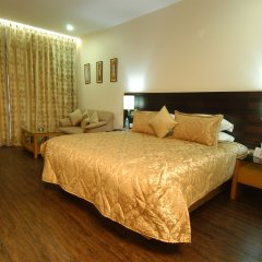 Отель Mapple Emerald New Delhi Индия, Нью-Дели - отзывы, цены и фото номеров - забронировать отель Mapple Emerald New Delhi онлайн комната для гостей фото 4