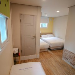 Dongdaemun Hwasin Hostel комната для гостей фото 2