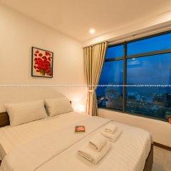 Отель Anita Apartment Nha Trang Вьетнам, Нячанг - отзывы, цены и фото номеров - забронировать отель Anita Apartment Nha Trang онлайн комната для гостей фото 3