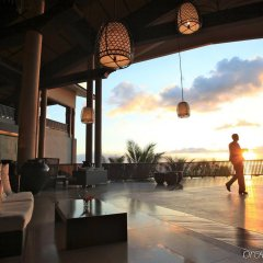 Отель InterContinental Resort Mauritius фитнесс-зал фото 2