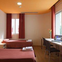 Отель Residencia Erasmus Gracia Стандартный номер с различными типами кроватей фото 4