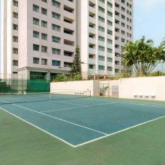 Отель Hilton Colombo Residence Шри-Ланка, Коломбо - отзывы, цены и фото номеров - забронировать отель Hilton Colombo Residence онлайн спортивное сооружение