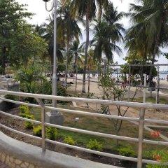 Отель Sand Getaway балкон